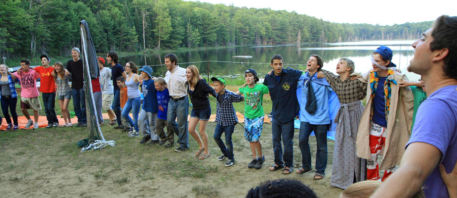 Find the Spirit of Camp Big Canoe